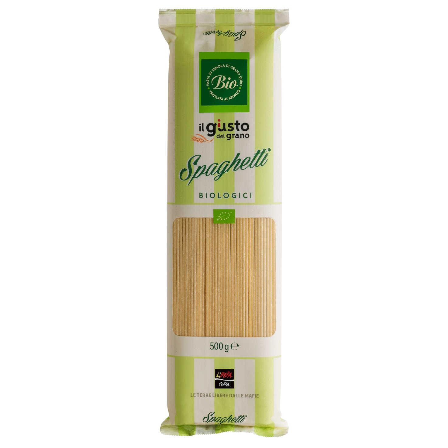 Spaghetti Biologici 500g
